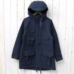 ENGINEERED GARMENTS『Field Parka-Cotton Double Cloth』(Dk.Navy)