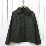 ENGINEERED GARMENTS×Barbour『Graham Wax』(Dk.Olive)