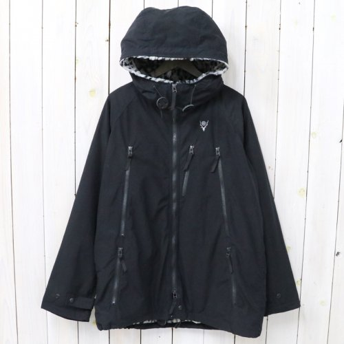 『Zipped Coat-Wax Coating』(Navy)