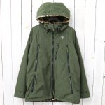 SOUTH2 WEST8『Zipped Coat-Wax Coating』(Olive)