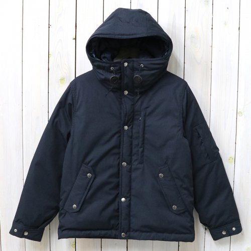 『65/35 Mountain Short Down Jacket』(Dark Navy)