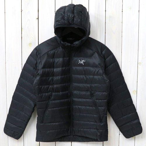 『Cerium LT Hoody』(Black)