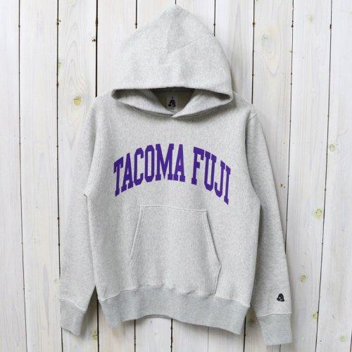 【SALE特価40%off】TACOMA FUJI RECORDS『TACOMA FUJI COLLEGE LOGO HOODIE』