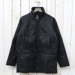 Barbour『POLAR QUILT SL』(BLACK)