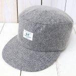 SASSAFRAS『SEEDS BOX CAP』(GRAY)