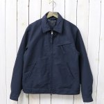 ENGINEERED GARMENTS『Driver Jacket-Cotton Double Cloth』(Dk.Navy)