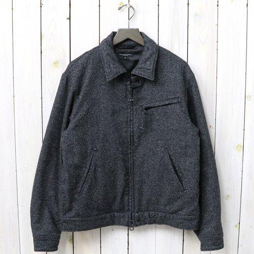 『Driver Jacket-Wool Homespun』