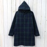 CORONA『UP DUSTER PARKA COAT』(BLACK WATCH)