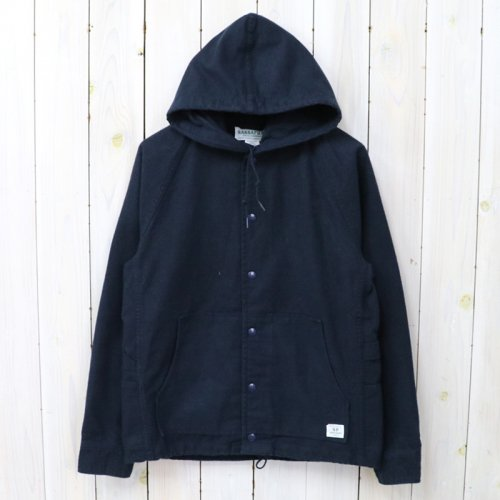 『GARDENER BUD BREAKER(CHAMOIS CROSS)』(NAVY)