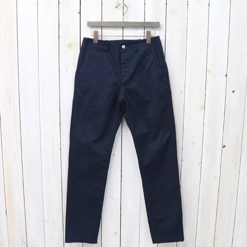 『SPRAYER PANTS(CHINO)』(NAVY)