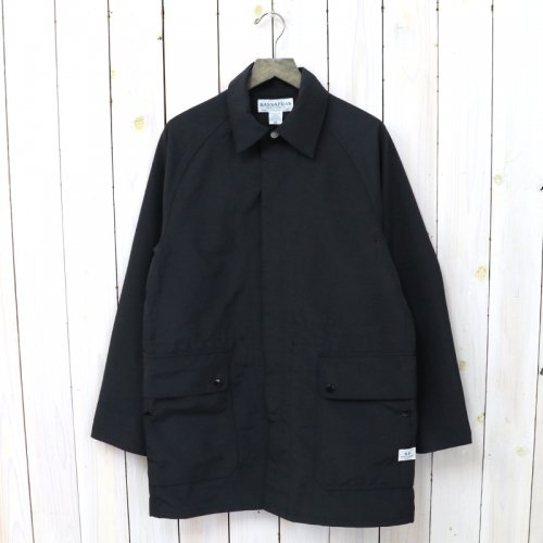 『FALL LEAF COAT(60/40)』(BLACK)