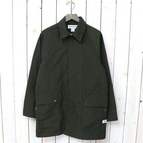 『FALL LEAF COAT(60/40)』(OLIVE)