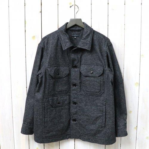 『Cruiser Jacket-Wool Homespun』