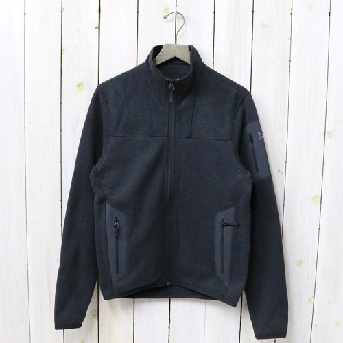 『Covert Cardigan』(Black Heather)