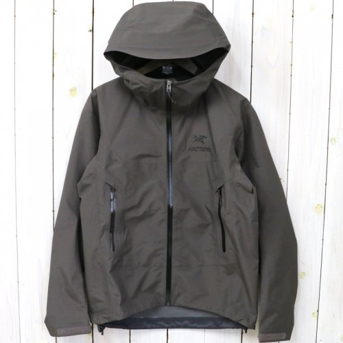 『Beta SL Jacket』(Dark Basalt)