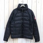 CANADA GOOSE『HYBRIDGE BASE JACKET』(BLACK)