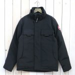 CANADA GOOSE『FORESTER JACKET』(BLACK)