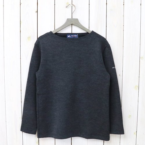 『DOUBLEFACE SWEATER』(ANTHRACITE)