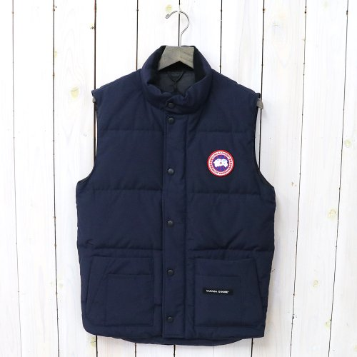 『FREESTYLE CREW VEST』(ADMIRAL BLUE)