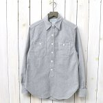 SASSAFRAS『SPRAYER SHIRT(PLANE WEAVE)』(GRAY)
