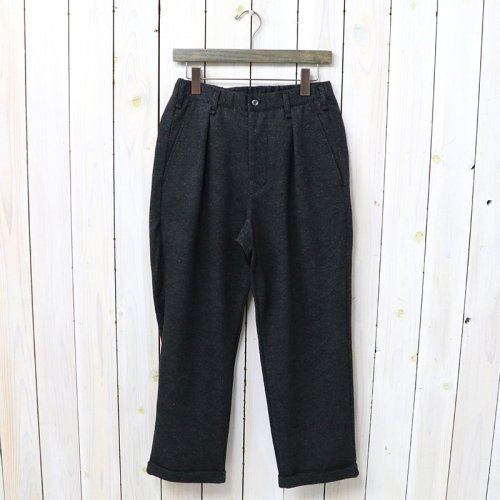 『ADVANCE EZ TROUSERS』(BLACK))