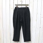 CURLY『ADVANCE EZ TROUSERS』(BLACK)