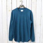 CURLY『NOMADIC LS TEE』(INK BLUE)