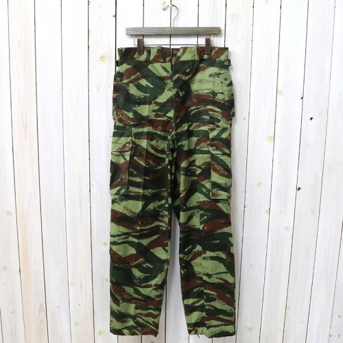 DEAD STOCK『FRENCH RIZAED CAMO PANTS』