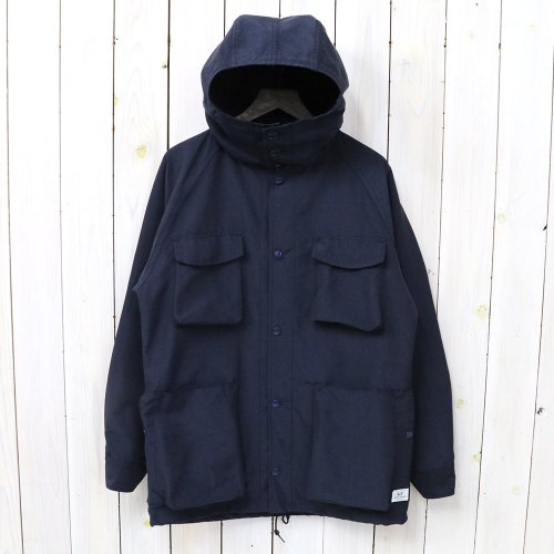 『DIGS CREW BUD JACKET(60/40)』(NAVY)