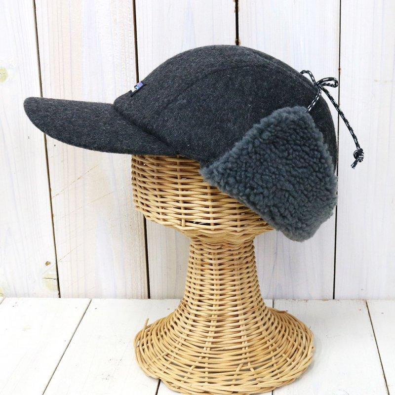 627ae79f34b23 patagonia (パタゴニア)『Recycled Wool Ear Flap Cap』- REGGIE ...