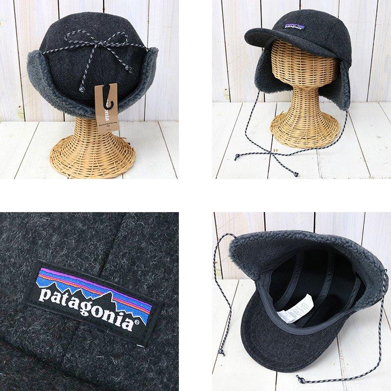 9fdb84bb16655 patagonia (パタゴニア)『Recycled Wool Ear Flap Cap』- REGGIE ...