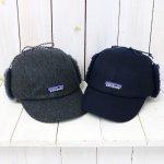 patagonia『Recycled Wool Ear Flap Cap』
