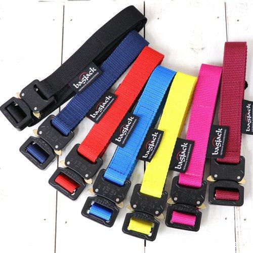 BAGJACK『25mm belt cobra-7colors』