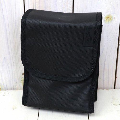 【SALE特価40%off】BAGJACK『cargo bag-L』(Black)