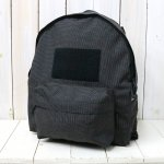 BAGJACK『NXL daypack-S molle velcro patch』(Gray)