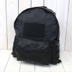 BAGJACK『NXL daypack-S molle velcro patch』(Nipo-Black)