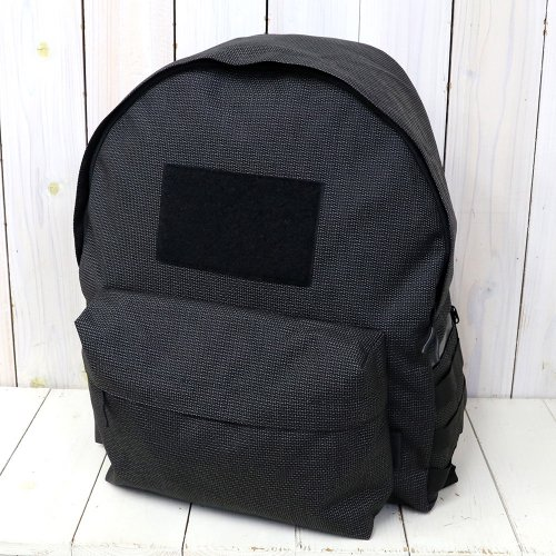 『NXL daypack-M molle velcro patch』(Gray)
