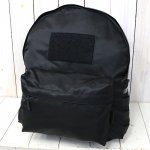 BAGJACK『NXL daypack-M molle velcro patch』(Nipo-Black)