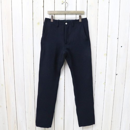SASSAFRAS『SPRAYER PANTS(BLANKET)』(NAVY)