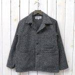 ENGINEERED GARMENTS WORKADAY『Utility Jacket-Tri Blend Wool Tweed』(Grey)