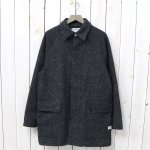 SASSAFRAS『FALL LEAF COAT(BLANKET)』(CHARCOAL)
