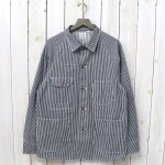 orSlow『50's COVER ALL』(HICKORY STRIPE)