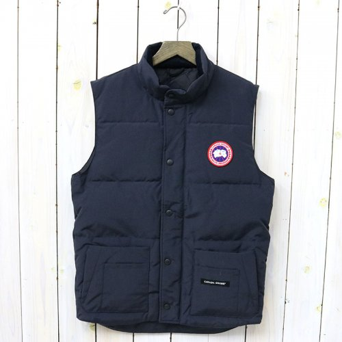 『FREESTYLE CREW VEST』(NAVY)