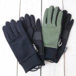 hobo『Nylon Knit Gardener Gloves』