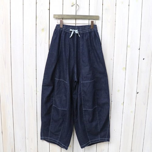 『H.D. Pant-6oz Denim』(Indigo)