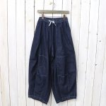 Needles『H.D. Pant-6oz Denim』(Indigo)
