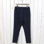 Needles『Warm-up Pant-Poly Double Cloth』(Navy)