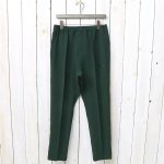 Needles『Warm-up Pant-Poly Double Cloth』(Green)