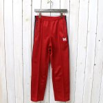 Needles『Track Pant-Poly Smooth』(Red)