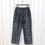 Needles『String Easy Pant-Poly/Cu Jacquard/Paisley』